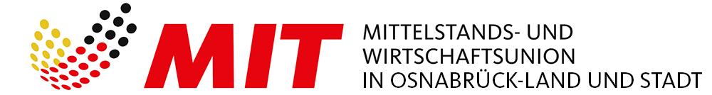 Logo der Mittelstands- und Wirtschaftsunion der MIT Osnabrück